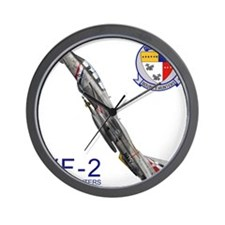 3-vf2logo10x10_apparel.jpg Wall Clock