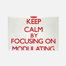 Keep Calm by focusing on Modulating Magnets