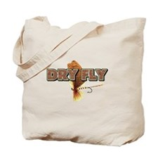 Dry Fly t-shirt shop Tote Bag