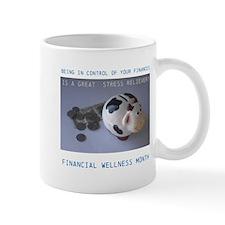 Financial Wellness Month Mugs