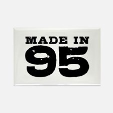 Made In 95 Rectangle Magnet
