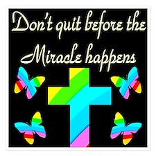 MIRACLES HAPPEN Invitations