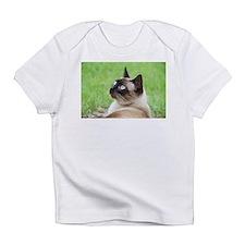 Siamese Cat Infant T-Shirt