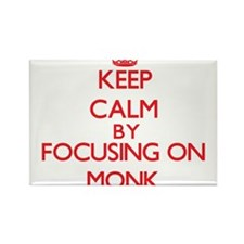 Keep Calm by focusing on Monk Magnets