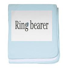 ring bearer baby blanket