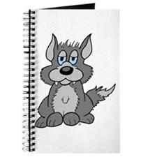 Baby Wolf Pup Journal