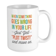 Plot Twist Coffee MugMugs