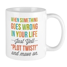 Plot Twist Mug Mugs