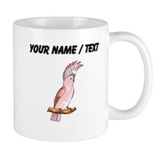 Custom Pink Cockatoo Mugs