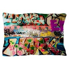 Graffiti Fun Series Pillow Case