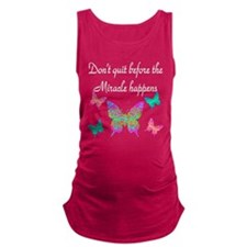 EXPECT MIRACLES Maternity Tank Top