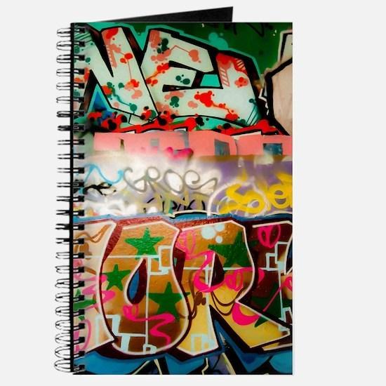Graffiti Fun Series Journal