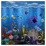 Aquarium Wall Art