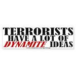 Dynamite Ideas Bumper Sticker