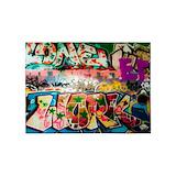 Graffiti Bedroom Décor