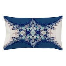 Blue Bahai Pillow Case
