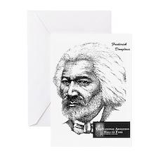 Frederick Douglass Greeting Cards (Pk of 10)
