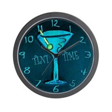Tini time Wall Clock