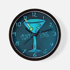 Tini time Wall Clock