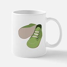 Baby Shoes Mugs