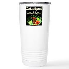 GOD'S MIRACLES Travel Mug