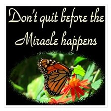 GOD'S MIRACLES Invitations