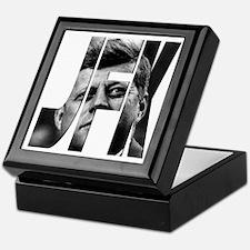 JFK Keepsake Box