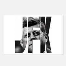 JFK Postcards (Package of 8)