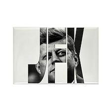 JFK Rectangle Magnet (10 pack)