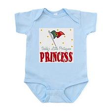 Funny Portuguese girl Infant Bodysuit