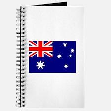 Australian Flag 1 Journal