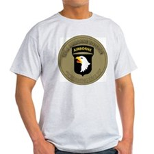 101st airborne screaming eagles T-Shirt