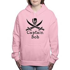 Captain Bob Women's Hooded Sweatshirt