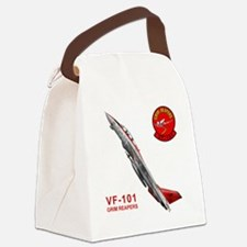 vf101logo10x10_apparel copy.png Canvas Lunch Bag