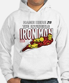 Personalized Invincible Iron Man Hoodie