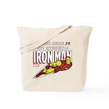 Personalized Invincible Iron Man Tote Bag