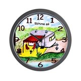 Camper Wall Clocks