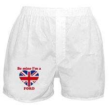 Ford, Valentine's Day Boxer Shorts