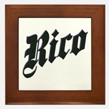 Rico Framed Tile