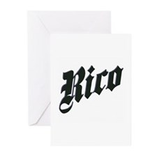 Rico Greeting Cards (Pk of 10)