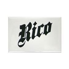 Rico Rectangle Magnet (100 pack)