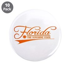 "Florida State of Mine 3.5"" Button (10 pack)"