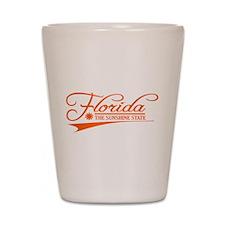 Florida State of Mine Shot Glass