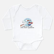 Stork Baby Netherlands USA Body Suit