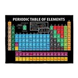 Chemistry 5x7 Rugs