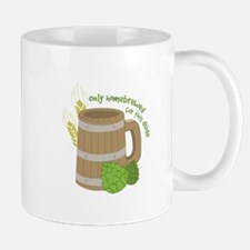 Only Homebrewed Mugs