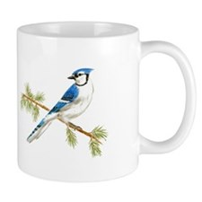 Blue Jay Mug Mugs