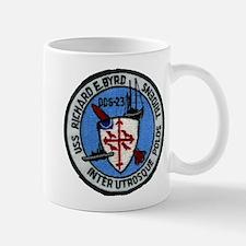 USS RICHARD E. BYRD Mug