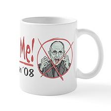 Rudy Scares Me 2008 Mug