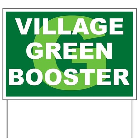 Village Green Booster Yard Sign By Nffa. Hypovolemic Shock Signs Of Stroke. Men's Signs Of Stroke. Attraction Signs. Betrayal Signs Of Stroke. Milk Signs. Wildlife Signs Of Stroke. English Japanese Signs Of Stroke. 13zodiac Signs Of Stroke